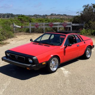 Is The Lancia Beta Scorpion An Underrated Sports Car?