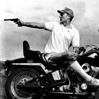 Gonzo Moto: Hunter S. Thompson and the Bultaco Matador