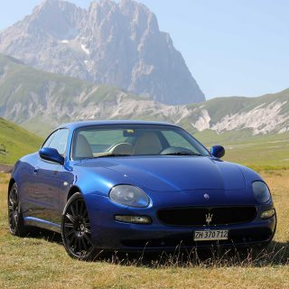 This Is The Cheap Ferrari-Powered Maserati You Forgot About