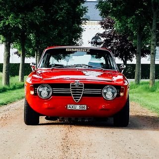 A Love For Driving Comes Naturally In An Alfa Romeo Giulia