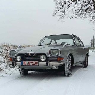 This Glas 3000 V8 Is A Family Heirloom