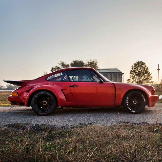 This Porsche Is A Low Flying Homage To The Legendary 911 RSR