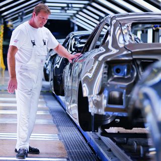 Have You Ever Been To The Factory Where Your Car Was Made?