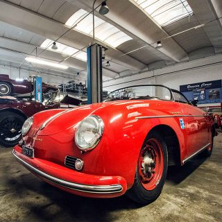 All 356 Speedsters Should Be Set Up To Dominate Winter