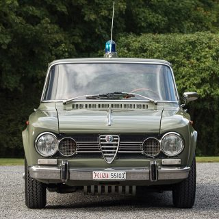 Of Course You Need An Alfa Romeo Giula Super Cop Car