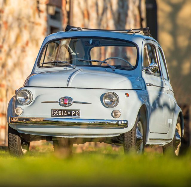 Is The Fiat 500 The World's Most Charming Car? • Petrolicious