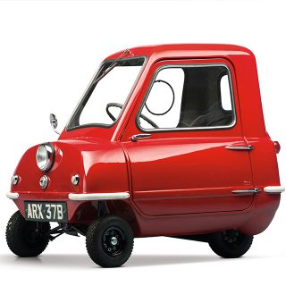 Why Can't New Microcars Be This Happy?