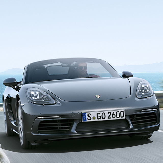 What Do You Think Of Porsche's New 718 Boxster?