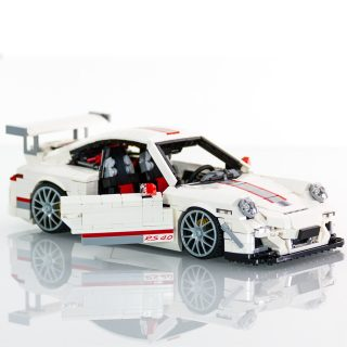 These LEGO Porsche Models Are The Most Accurate We've Ever Seen