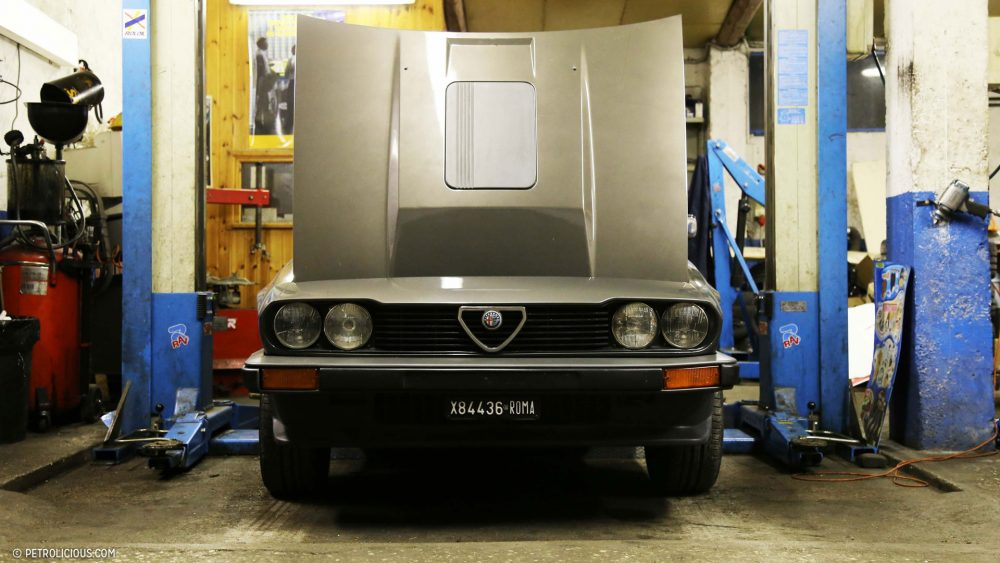 Why The Alfa Romeo GTV6 Is Pornography For Engineers • Petrolicious