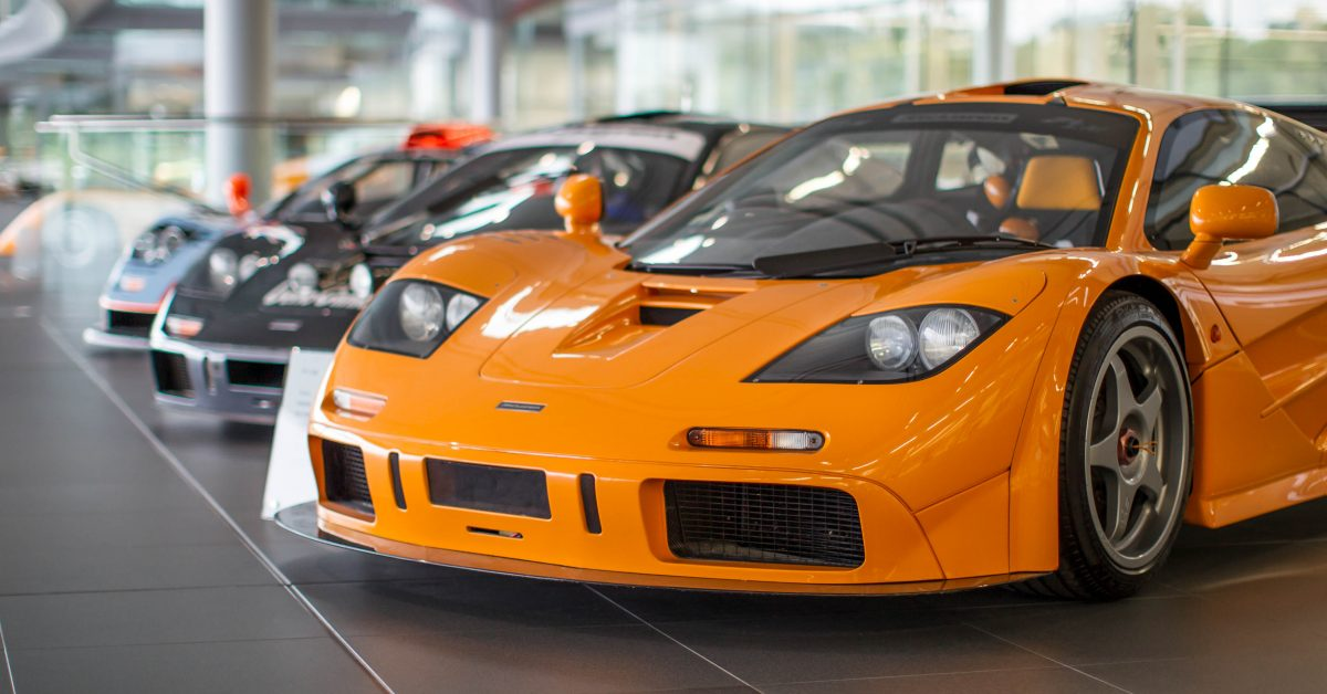 inside the mclaren technology centre: my trip to woking • petrolicious