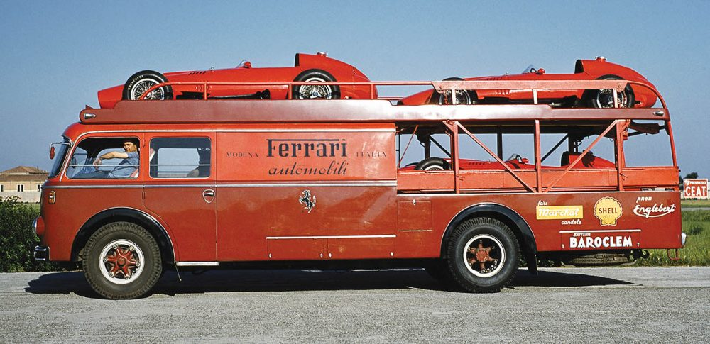 15 Vintage Car Carriers That You\'d Be Insane To Use Today • Petrolicious