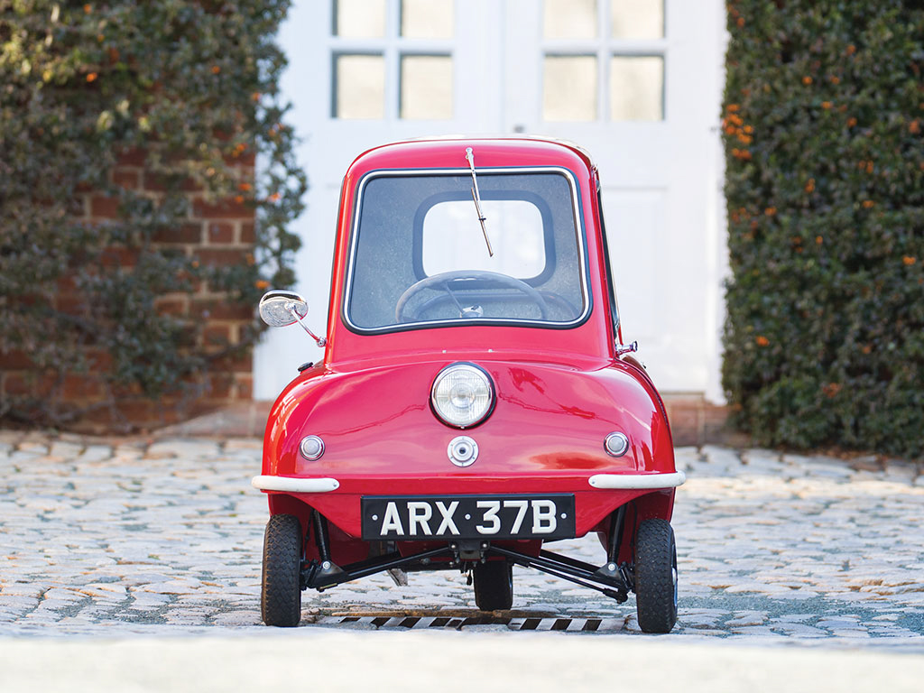 size matters the peel p50 is still the ultimate microcar petrolicious. Black Bedroom Furniture Sets. Home Design Ideas