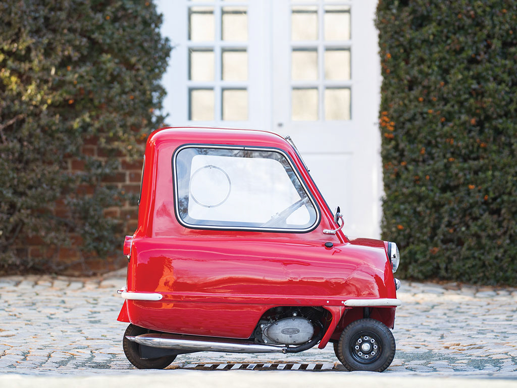 Peel P50 For Sale >> Size Matters: The Peel P50 Is Still The Ultimate Microcar • Petrolicious
