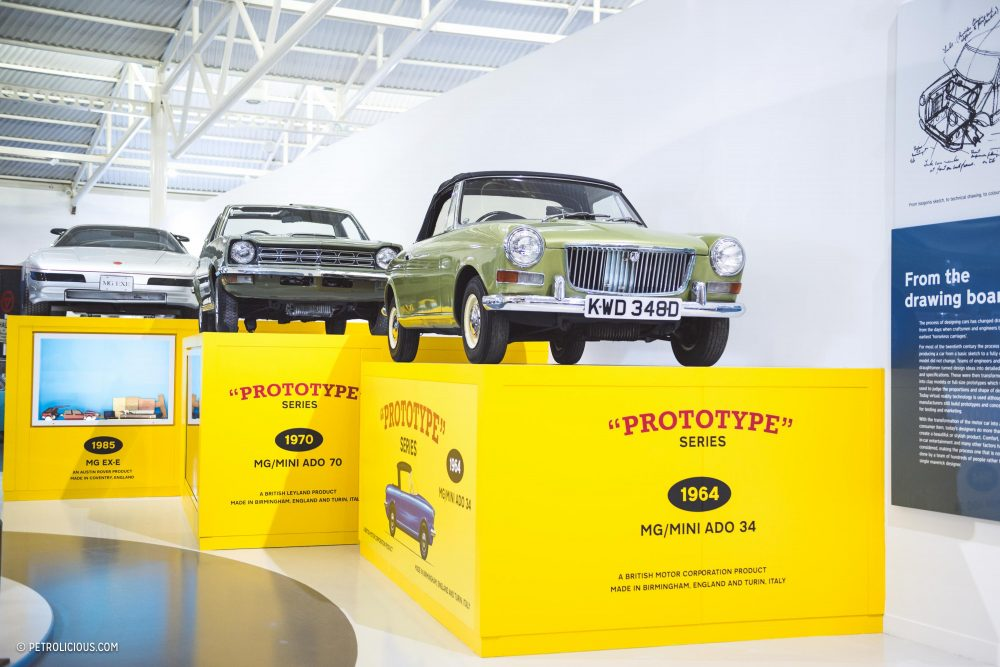 Is This Where The Best British Cars Are Kept Petrolicious