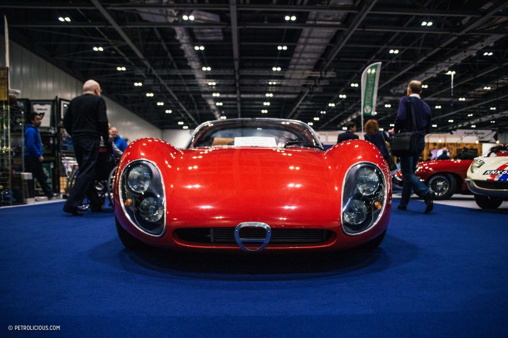 Why Cant All Events Be Like The London Classic Car Show - Classic cars nice
