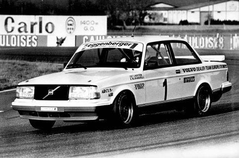 This Is How Volvo Dressed Its World-Beating 242 Turbo For