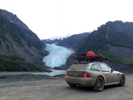 Tackling The Arctic Circle In The Bmw M Coupe Is A Great