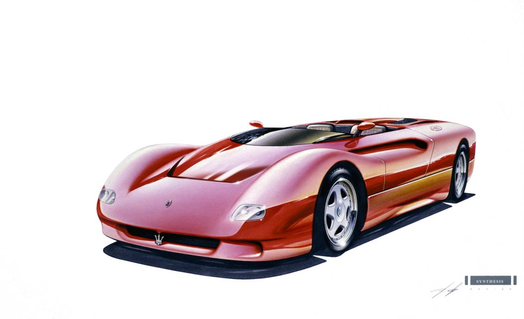 The Maserati Barchetta Is The '90s Track Car You Totally ...