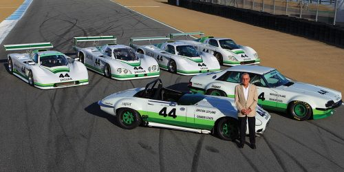 This Is The Story Of Jaguar's Awesome Group 44 XJS ...