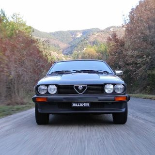 Why The Alfa Romeo GTV6 Is Pornography For Engineers