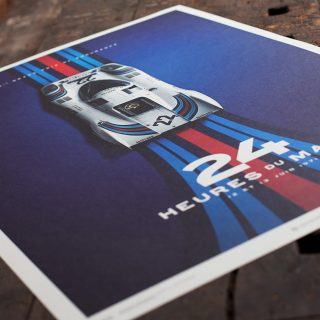 Unique & Limited's Posters Are Now In The Petrolicious Shop