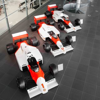 Inside The McLaren Technology Centre: My Trip To Woking