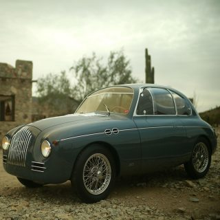 Behind The Scenes Of Our Fiat Topolino Zagato Shoot