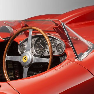 One Of The World's Most Valuable Cars Is Now This Ferrari 335 S