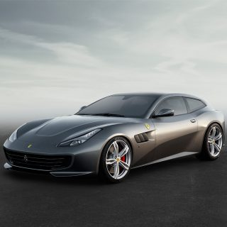 What Do You Think Of The New Ferrari GTC4Lusso?