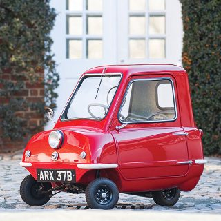 Size Matters: The Peel P50 Is Still The Ultimate Microcar