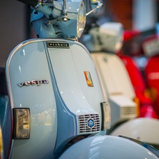 Is This Piaggio Museum The Most Cheerful Place In Italy?