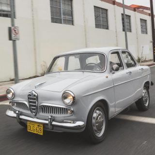Was Restoring This 1956 Alfa Romeo Giulietta Berlina Really Worth It?
