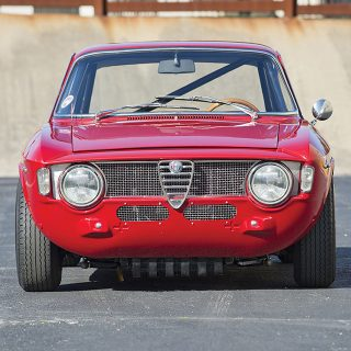 Here's Your Chance To Own An Alfa Romeo 'Hero'