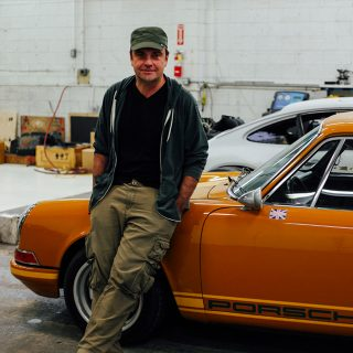 Singer Vehicle Design's Rob Dickinson On Building A Restomod Empire