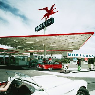 Why Are Stylish Gas Stations A Thing Of The Past?
