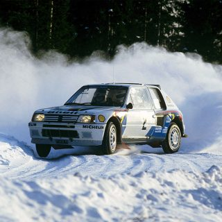 Peugeot's Most Legendary Group B Rally Car Is For Sale