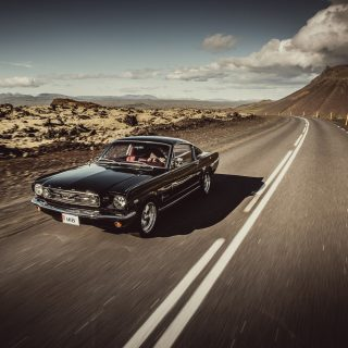 A Classic Ford Mustang Is Perfect For This Icelandic Enthusiast