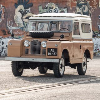 Buy This Land Rover And Leave Everything Behind