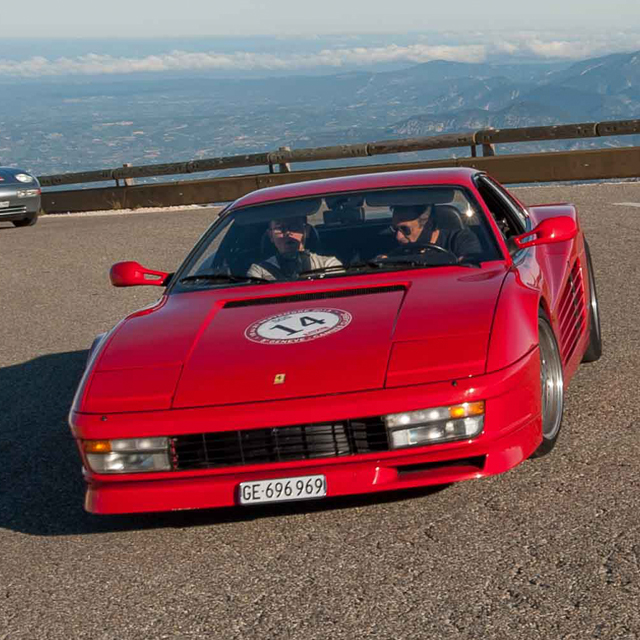 Mont Ventoux Is A Southern French Driver's Paradise