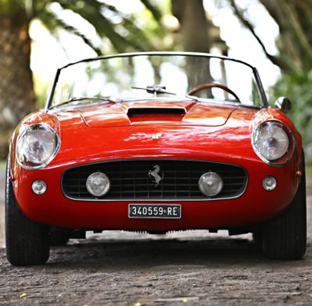 Ferrari\u0027s California Spider Is The Pinnacle Of Classic