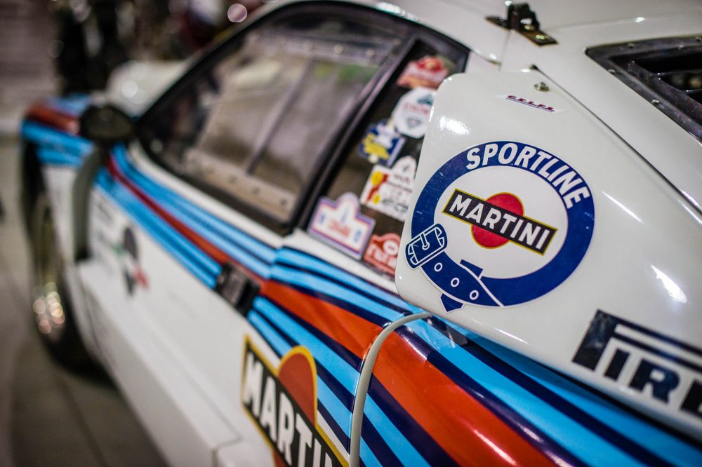 This Small Italian Exhibition Is All About Great Racing Cars