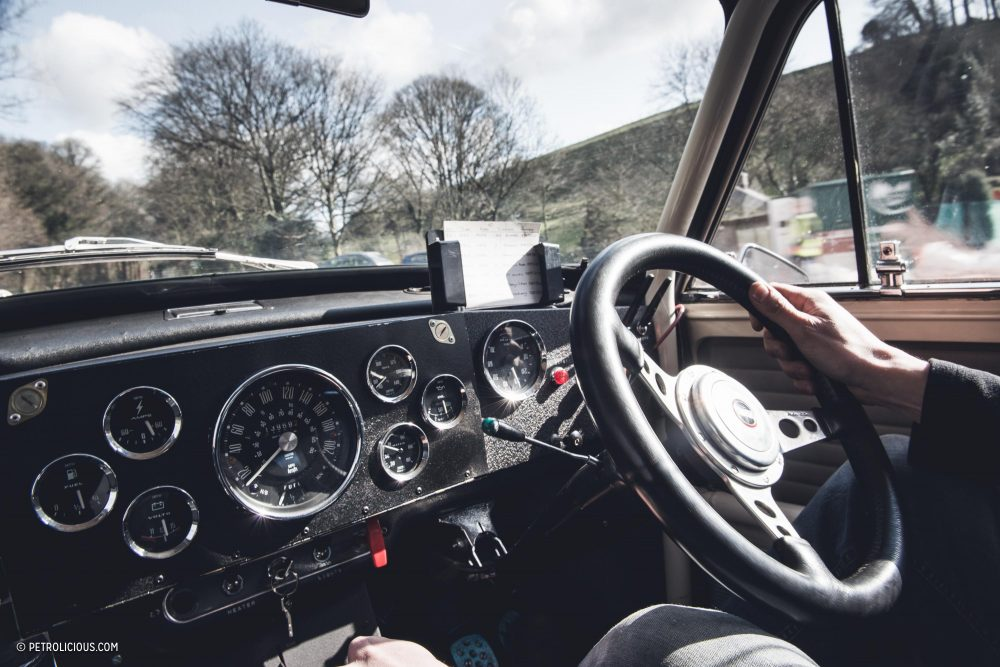 This Is A Day In The Life Of A Classic Italian Car Dealer • Petrolicious