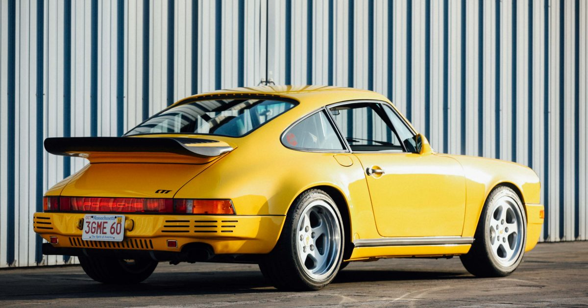 This Is What It\u0027s Like To Own A RUF Yellowbird \u2022 Petrolicious