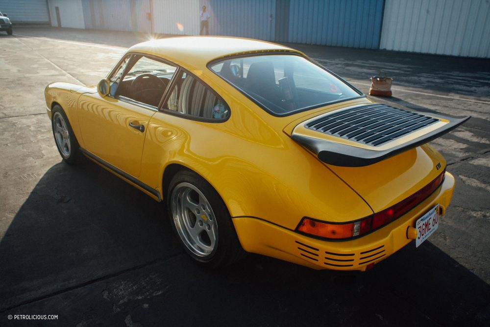 This Is What It's Like To Own A RUF Yellowbird • Petrolicious