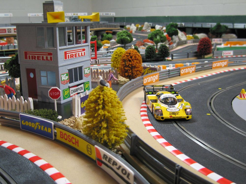 Vintage Slot Cars Used To Be The Perfect Friday Night • Petrolicious