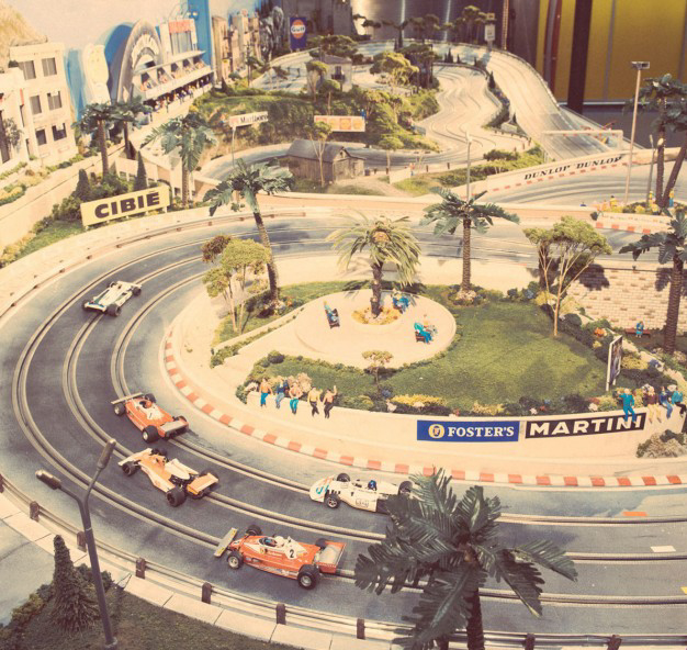 Vintage Slot Cars Used To Be The Perfect Friday Night
