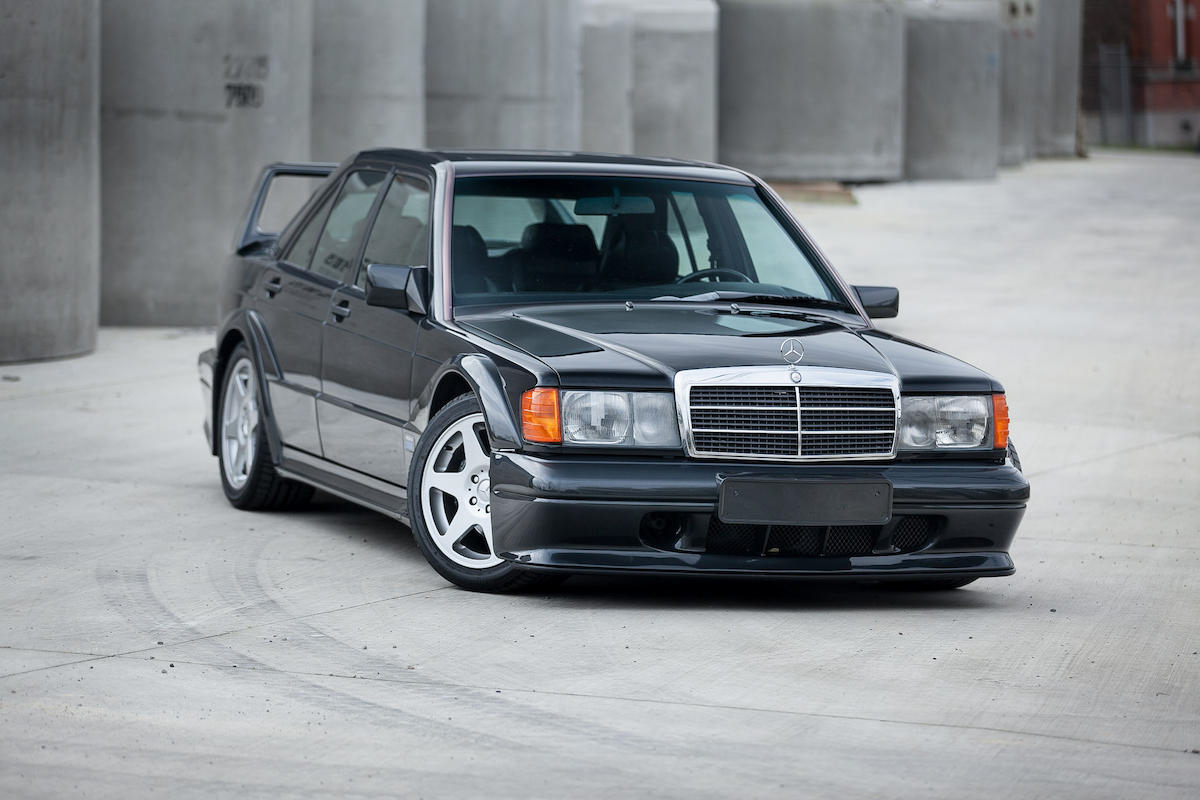 This Insane Mercedes Benz Homologation Special Has Room