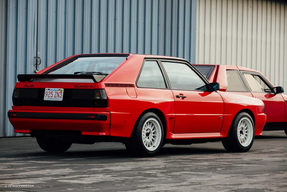 Audi Sport Quattro >> This Is What Life Is Like With An Audi Sport Quattro In The U S