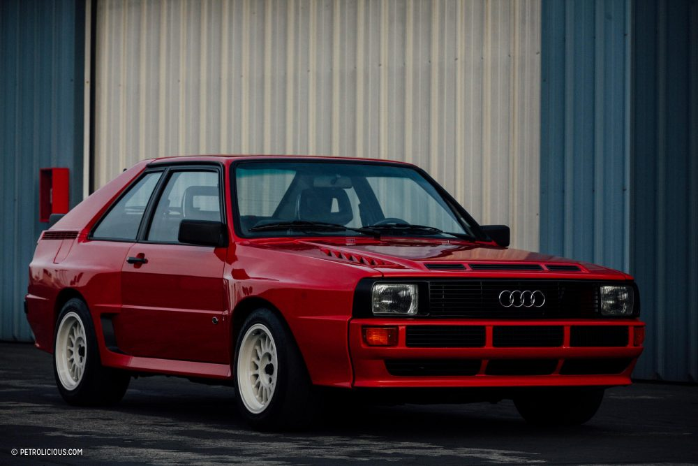 Audi Sport Quattro >> This Is What Life Is Like With An Audi Sport Quattro In The